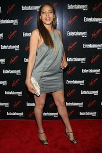 Tawny Cypress at the Entertainment Weekly and Vavoom Annual Upfront Party.