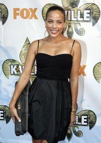Tawny Cypress at the premiere of