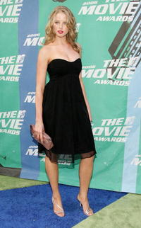 Rachel Nichols at the 2006 MTV Movie Awards in Culver City, CA.