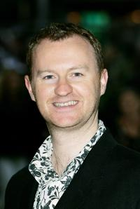 Mark Gatiss at the UK Charity premiere of