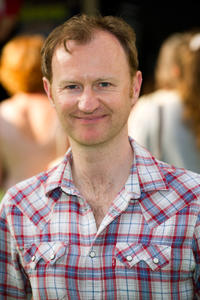 Mark Gatiss at the press night for