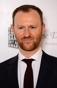 Mark Gatiss at the South Bank Sky Arts Awards in England.