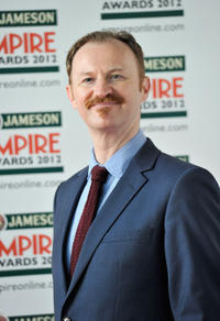 Mark Gatiss at the 2012 Jameson Empire Awards in England.