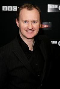 Mark Gatiss at the gala screening of