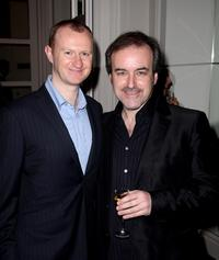 Mark Gatiss at the Sony Ericsson Empire Awards 2008.