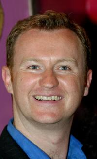 Mark Gatiss at the opening of Fright Fest Horror Film Festival.