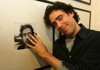 Stephen Mangan at the Home Time Exhibition.