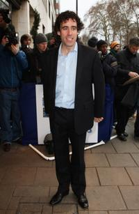 Stephen Mangan at the South Bank Show Awards.