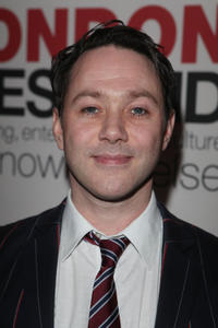 Reece Shearsmith at the Royal Wedding International Media Event in London.