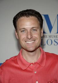 Chris Harrison at the Fourth Annual Museum of Television & Radio Celebrity Golf Classic.