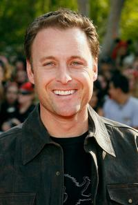 Chris Harrison at the premiere of