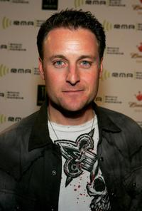 Chris Harrison at the 2005 Radio Music Awards official after party.