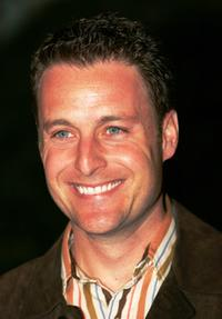 Chris Harrison at the ABC's Winter Press Tour party.