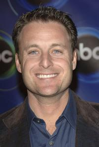 Chris Harrison at the ABC Winter Press Tour All Star party.
