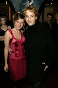 Ludivine Sagnier and Jeremy Sumpter at the world premiere of