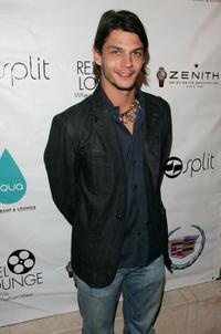 Trent Ford at the REEL Lounge Presents The Benderspink Oscar Party.