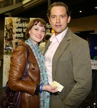 Mierswa and Christian Kahrmann at the premiere of