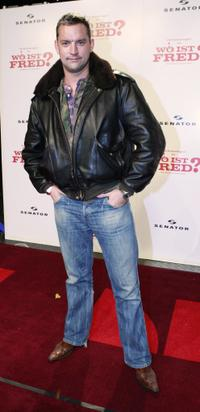 Christian Kahrmann at the premiere of