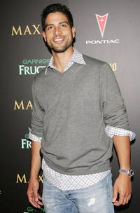 Adam Rodriguez at the Maxim Magazine's 7th Annual Hot 100 party.