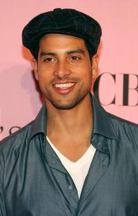 Adam Rodriguez at the Victoria's Secret Fashion Show.