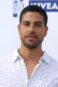 Adam Rodriguez at the Shay Todd Summer 2007 Collection fashion show.