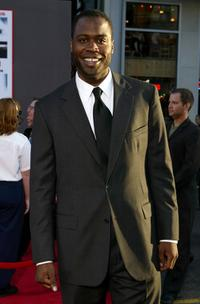 Kevin Daniels at the premiere of
