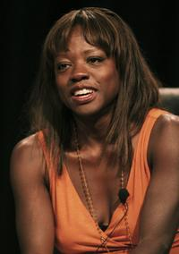 Viola Davis at the 2006 Summer TCA Press Tour.