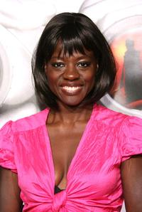 Viola Davis at the premiere of