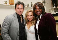 Anthony LaPaglia, Hayden Panettiere and Viola Davis at the premiere of
