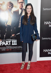 Sasha Barrese at the California premiere of