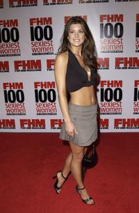 Lacey Beeman at the FHM's Sexiest party of the Year.