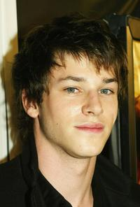 Gaspard Ulliel at the screening of