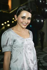 Pia Miranda at the Sydney premiere of