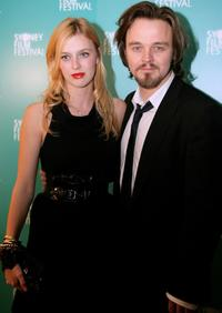 Gracie Otto and Matt Newton at the 2008 Sydney Film Festival.