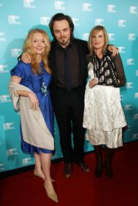 Essie Davis, Matt Newton and Heather Mitchell at the Australian premiere of