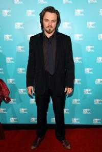 Matt Newton at the Australian premiere of