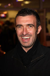 Mark O'Halloran at the premiere of