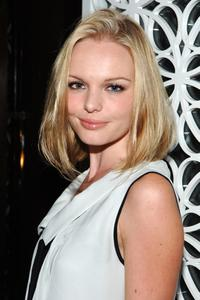 Kate Bosworth at the FENDI dinner.