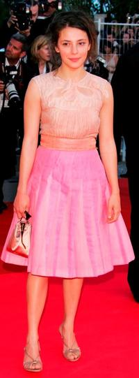Jasmine Trinca at the premiere of