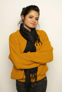 Melonie Diaz in a portrait for