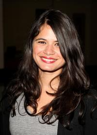 Melonie Diaz at the Los Angeles premiere of