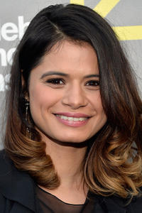 Melonie Diaz at the 2013 'Celebrate Sundance Institute' Los Angeles Benefit in West Hollywood.