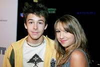 Bobby Edner and Ashley Edner at the Los Angeles premiere of