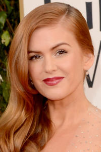 Isla Fisher at the 70th Annual Golden Globe Awards in Beverly Hills.
