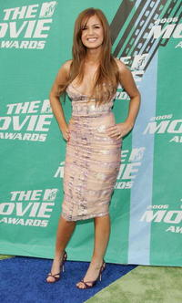 Isla Fisher at the 2006 MTV Movie Awards.