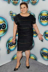 Amy Hill at the 2012 Golden Globe Awards party in California.