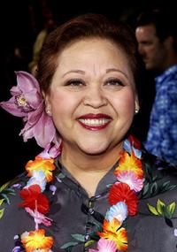 Amy Hill at the premiere of