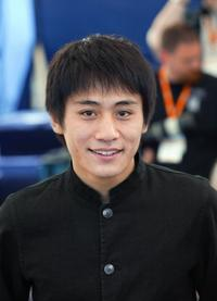 Liu Ye at the photocall of