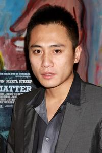 Liu Ye at the private screening of