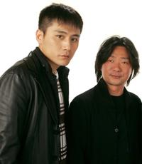 Liu Ye and Director Chen Shi-Zheng at the 2007 Sundance Film Festival.